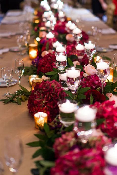 burgundy wedding table centerpieces 3024 best burgundy cranberry maroon colored