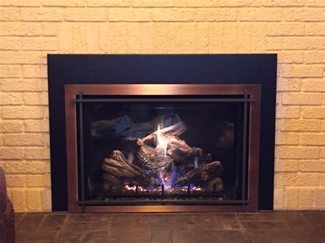 mendota fv44i gas insert in minneapolis city fireplace
