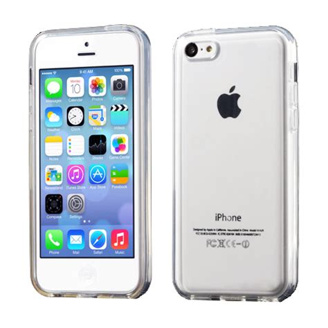 simple iphone 5c iphone 5c simple gennemsigtigt cover mobilcovers dk