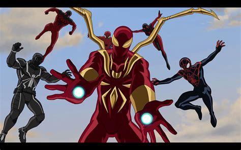 vs ultimate clip doc ock upsizes in quot ultimate spider man vs the