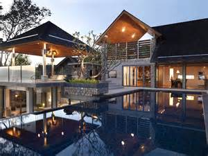 a private villa is a mix of modern and traditional thai design the samsara house 5 if it s
