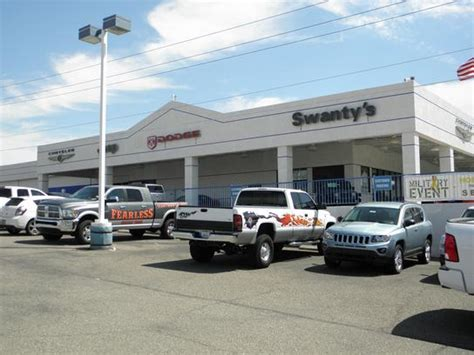 Arizona Jeep Dealers Swanty S Chrysler Dodge Jeep Ram Car Dealership In