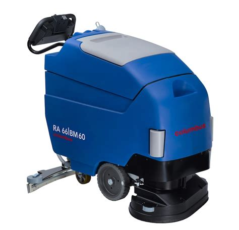 Cleaning Machine by Renowned German Cleaning Machine Manufacturer Appoints