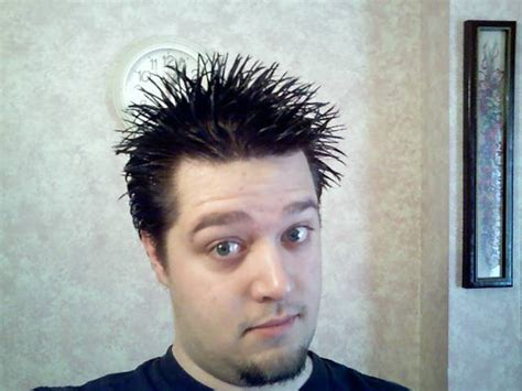 how to do spiked or spiky hair for older women spiky hair ben