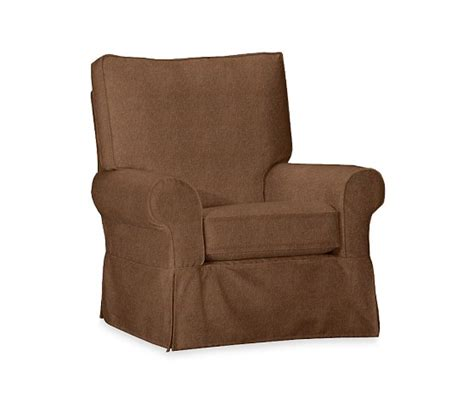 swivel rocker slipcover pb kids comfort swivel rocker slipcover only canvas