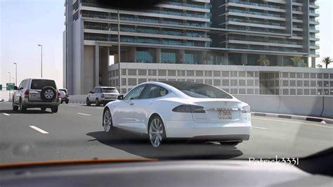 Tesla Dubai Tesla Model S In Dubai