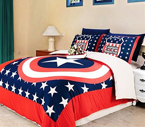 captain america bedding captain america bedroom decor