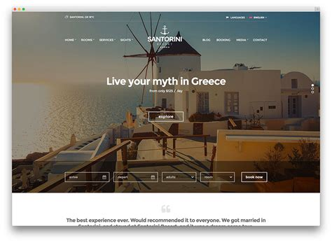 themes wordpress hotel 30 best hotel apartment vacation home booking