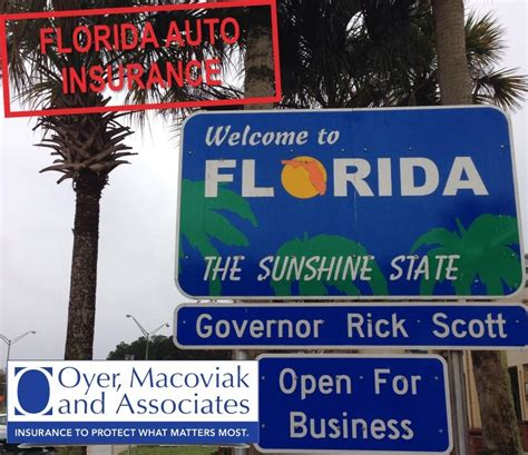 automobile insurance coverage   required  florida