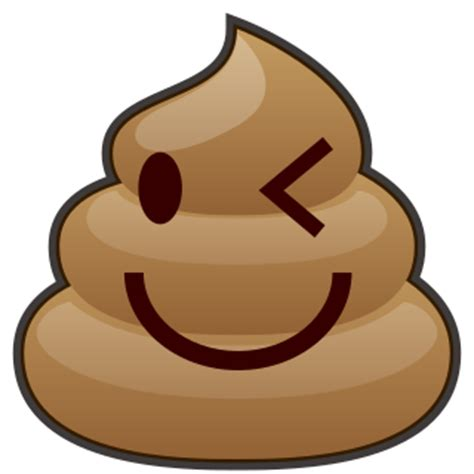 wink(poop)   emojidex custom emoji service and apps