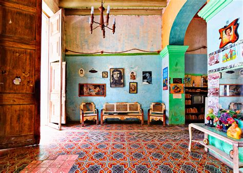 cuban home decor lumas gallery british journal of photography