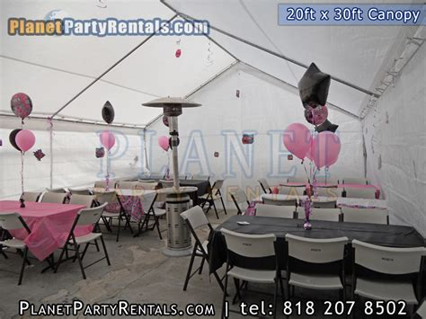 Tent Rentals Pictures Prices PartyRentals Tent Package