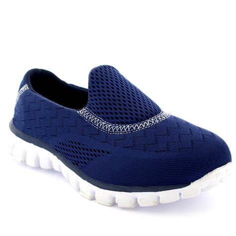 get fit mesh walking trainers athletic walk