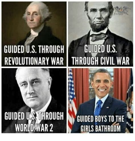 Revolutionary War Memes - guided us through guided us revolutionary war through