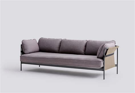 sofa can can 3 seater sofa designed by ronan erwan bouroullec