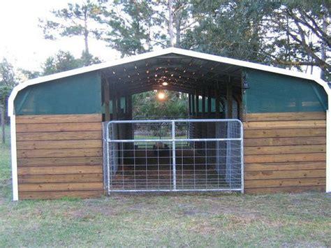 turn  carport   barn  owner builder network