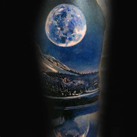 best 25 realistic moon tattoo ideas on pinterest full