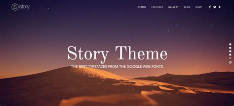pexeto themes story 25 best photography wordpress themes