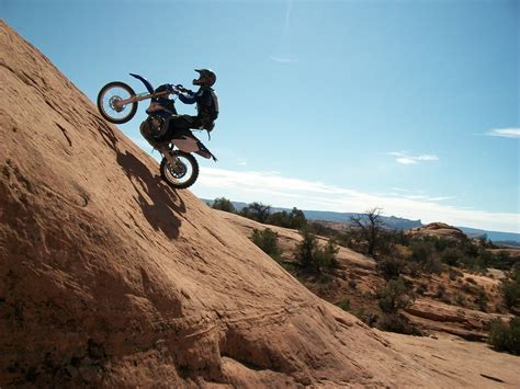 dirt bike trail moab utah motorcycle trails and information download
