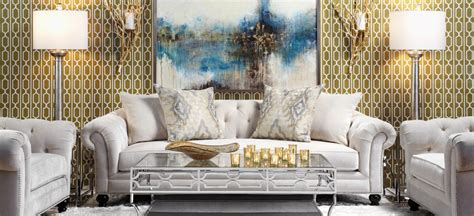 gold and silver home decor stylish home decor chic furniture at affordable prices
