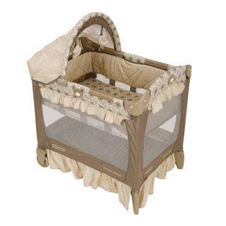 Graco Mini Crib Graco Pack N Play Travel Lite Mini Portable Crib Bassinet