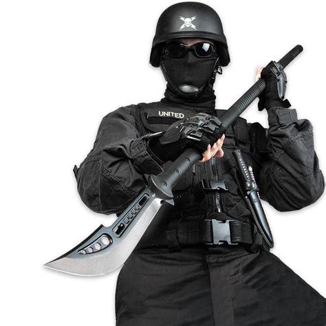 Discount Kitchen Knives M48 Naginata Polearm With Sheath Budk Com Knives