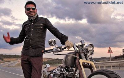 kenan dogulu icin oezel bir motosiklet