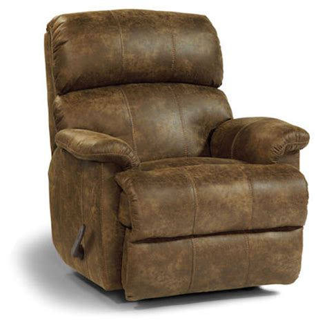 Flexsteel Chicago Reclining Sofa Flexsteel N2266 500 Chicago Recliner Discount Furniture At Hickory Park Furniture Galleries