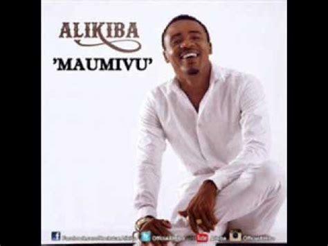alikiba maumivu  audio song  youtube
