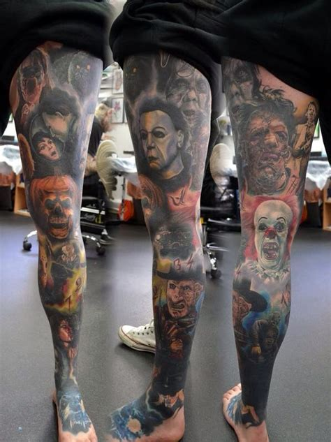 horror movie tattoo designs best 25 horror tattoos ideas only on horror