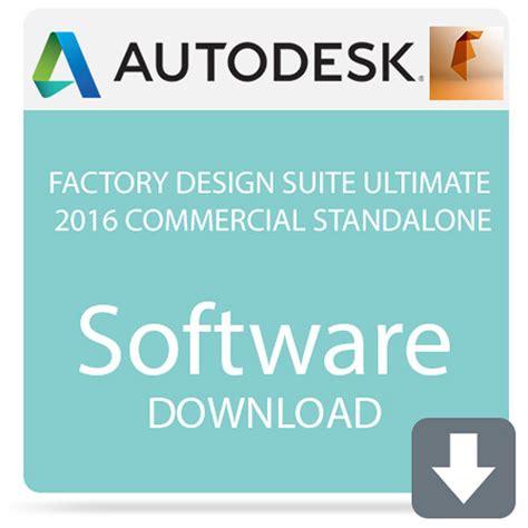home design suite 2016 review autodesk factory design suite ultimate 2016 760h1 wwr111 1001 vc