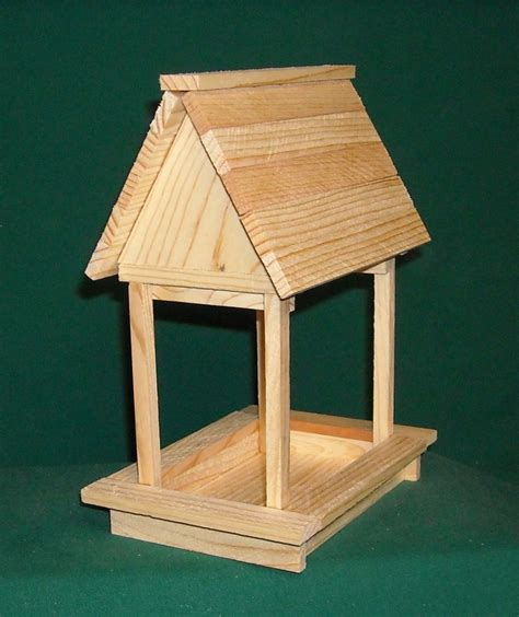 bird feeders wooden bird cages