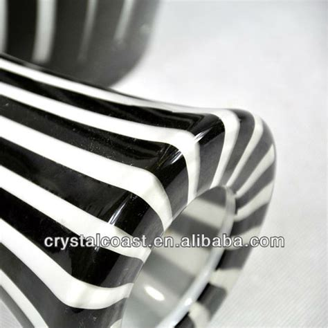 Black And White Vases Cheap by See Larger Image