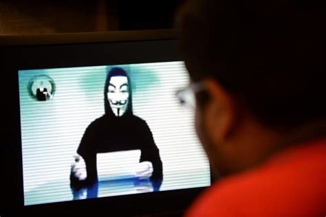 anonymous launches cyber attack against jihadist website in first anonymous launches opbrussels against isis threatens to