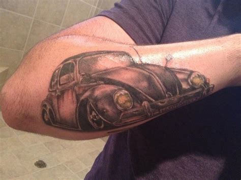 vw beetle tattoo designs my vw beetle cool tattoos