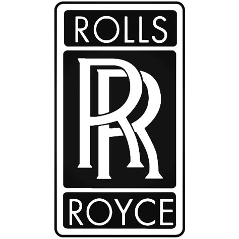 rolls royce logo vector rolls royce logo vector now aftermarket decal sticker