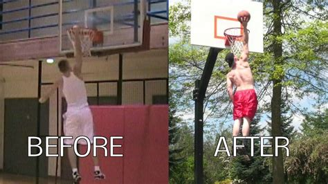 how to get better at dunking how to increase vertical jump learn how to increase