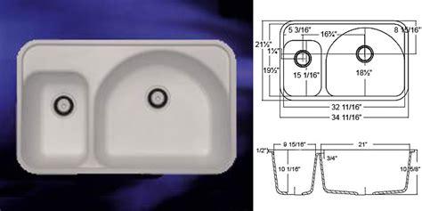 corian 874 sink a american countertops sink models