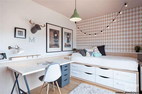 wallpaper dinding kamar dewasa cara simpel dan menyenangkan untuk mendekor kamar tidur anak