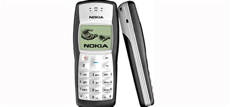 Keypad Nokia 2300 phones that defined cool in the past