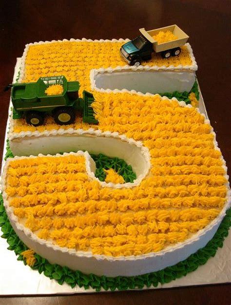 birthday cake   year    shape   number   farming trucksjpg  comment