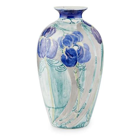 Edinburgh Vase by Richard Amour For Bough Pottery Edinburgh Shouldered Vase