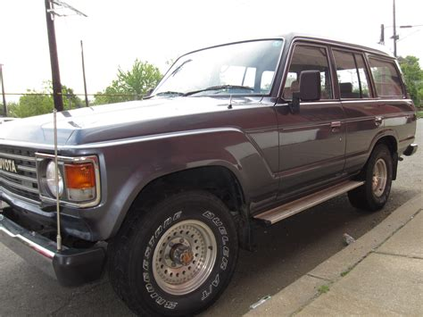 original land cruiser new rig 1985 all original jdm bj 61 diesel toyota land