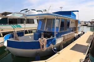 used house boat for sale 1969 used river queen house boat for sale 30 000 page az moreboats com