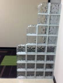 glass shower doors installation glass block partition or wall glass block wall for office