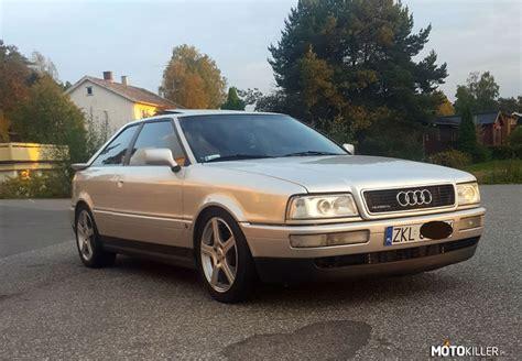 Audi 80 V8 by Audi B4 Coupe V8 Quattro