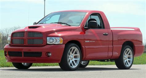 ram viper truck buy a viper powered ram truck and forget all about ford s