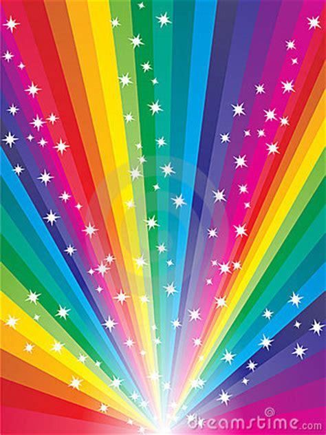 abstract rainbow background stock image image