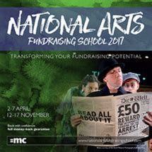 the national arts fundraising school is the uk's only