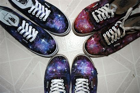 galaxy shoes diy haris rashid diy galaxy studded chucks